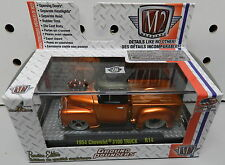 CHEVY 1954 3100 TRUCK GROUND POUNDER DRAG RACING BRONZE R14 15-01 M2