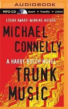 Harry Bosch: Trunk Music 5 by Michael Connelly (2014, MP3 CD, Unabridged)