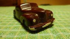 Antikspielzeug Bakelit-Auto Kriegszeit oder frühe DDR Opel Admiral Coupe