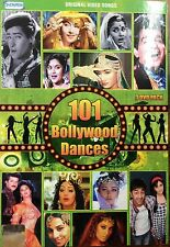 101 Bollywood Dances - Bollywood Songs DVD, 101 Songs In 3 DVD Set