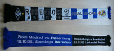 Real Madrid - Rosenborg football scarf