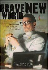 Brave New World - Leonard Nimoy by Leonard Nimoy (DVD) FREE SHIPPING (BRAND NEW)