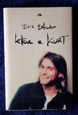 LIBRO Arcana LETTERE A KURT COBAIN ERIC ERLANDSON NIRVANA no LP Foo Fighters