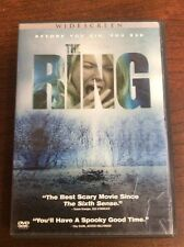 The Ring (DVD, 2003, Widescreen) With Naomi Watts