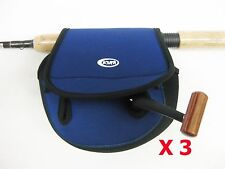 Spinning Reel Cover Large size 3Pcs combo (reel from 6000 to 8000 series) SCLx3
