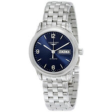 Longines Flagship Automatic Blue Dial Mens Watch L4.799.4.96.6