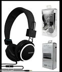 Sony Headset High Quality Bass With Mic Headphones 4 Music Black Color