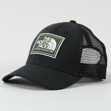 The North Face Men's One Size Fits Most Mudder Trucker Mesh Cap Black Thyme