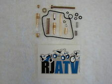 Honda TRX300FW 1993-2000 Carburetor Rebuild Kit Repair TRX 300FW 4wd Fourtrax