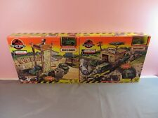 Jurassic Park The Lost World Matchbox Fuel Depot & Garage Playset MISB NEW
