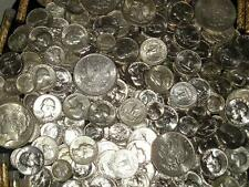 $1 FACE 90% SILVER US COIN LOT~1964 & OLDER AU & BRILLIANT UNCIRCULATED & PROOFS