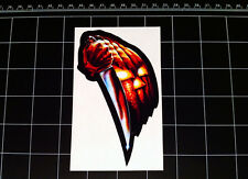 Halloween Michael Myers movie logo vinyl decal sticker John Carpenter 80s horror