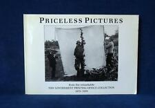 Priceless Pictures NSW Government Printing Office Collection 1870-1950 Book