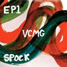 VCMG - EP1/SPOCK  VINYL SINGLE NEW+