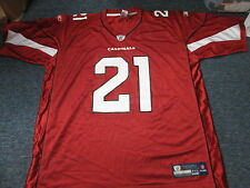 REEBOK NFL EQUIPMENT ARIZONA CARDINALS PATRICK PETERSON JERSEY SIZE 2XL