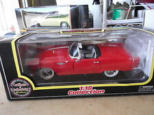 1955 Ford Thunderbird Convertible Diamond Wheels Special Edition COA 1:18 NIP