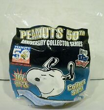 Wendy's Peanuts 50th Anniversary Snoopy Collectors Snoopy Glitter Globe Toy #3