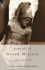 Aspects of Greek History 750-323BC: A Source-Based Approach