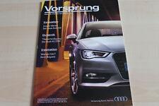107319) Audi A5 DTM - A3 - Vorsprung Magazin 01/2012