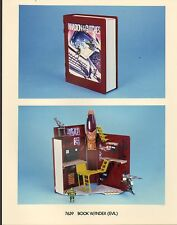 VINTAGE TOY AD SHEET #766 - INVASION OF THE GLITCHES (EVIL)