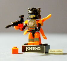 Kre-O Transformers 2013 Series 4 Mini Figures Micro Changers Sandstorm