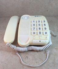 Bellsouth Big Button Desk Wall Mount Push Button Phone In Original Box K1000