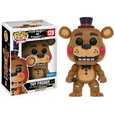 Funko Pop! Games:Five Nights at Freddy's Toy Freddy Figure Brand New Collectible