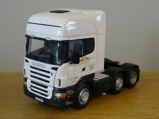CARARAMA FRESHLINC SCANIA R SERIES TRUCK CAB MODEL 569-018 1:50