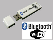Cle USB WIFI IEEE802.11 b/g/n et BLUETOOTH 3.0 Win 10/8/7/Vista/XP/2000