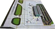 GEMINIJETS GJARPTB 1/400 AIRPORT TERMINAL SET INC 7 X AIR BRIDGES, LIGHTING ETC