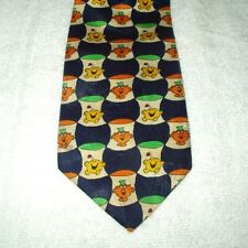 Tie Novelty Cartoon Mr Men Characters Mr Clever & Mr Happy