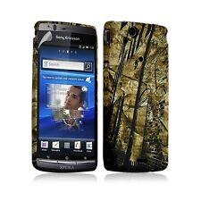 Housse coque étui gel pour Sony Ericsson Xperia Arc / Arc S motif LM10