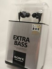 SONY EXTRA BASS MDR-XB90EX In-Ear Headphones Japan Retail Model from Japan