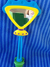 Evenflo Castle Theme  Ultra Exersaucer Royal Mirror Scepter Toy Replacement Part