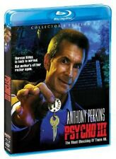 Psycho III [Collector's Edition] (2013, REGION A Blu-ray New)