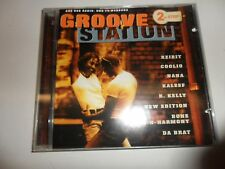 Cd  Groove Station 2nd Stop von Various (1997) - Doppel-CD