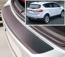 Ford Kuga MK1 - Carbon Style rear Bumper Protector