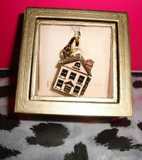 New Juicy Couture Home Sweet Home Charm For Bracelet Necklace Handbag Keychain