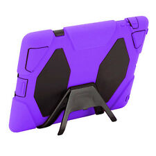 """Hybrid Rugged Stand Hard Case Cover for Samsung Galaxy Tab 4 7"""" 7.0 T230 8"""" T330"""