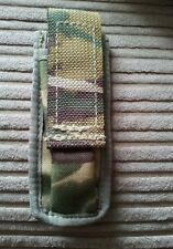 NEW x3 British Army Multicam MTP 9mm Pistol Mag Pouch ( plce webbing osprey )