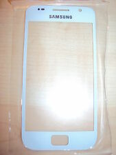 Per Samsung Galaxy S i9000 Display Anteriore Vetro Glass display vetro bianco Nuovo