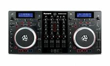 NUMARK MIXDECK QUAD 4 CHANEL USB/MIDI DJ CONTROLLER CD MP3