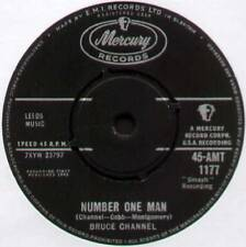 "BRUCE CHANNEL ~ NUMBER ONE MAN ~ 1962 UK 7"" SINGLE ~ MERCURY 45-AMT 1177"