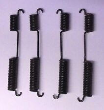 (x4) MORRIS Minor    FRONT BRAKE SHOE PULL OFF SPRINGS       (From 1962- 71)
