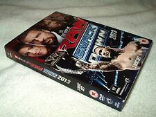 DVD Wrestling WWE The Best Of Raw & Smackdown 2013