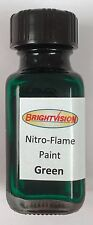 Brightvision GREEN Nitro-Flame Redline Restoration and Custom Paint - GREEN