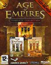 Age of Empires III (3) Complete Collection (PC) RTS Strategy Steam (No CD)