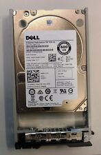 Dell 600GB 10K 12Gb/s SAS Hard Drive and Tray for PowerEdge R330 R430 T430 T630