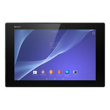 Sony Xperia Z2 Tab SGP521A1 16GB Wi-Fi + 4G 10.1in Black Tablet AS NEW EX DEMO