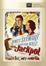 The Jackpot 1950 (DVD) James Stewart, Barbara Hale, Natalie Wood - New!